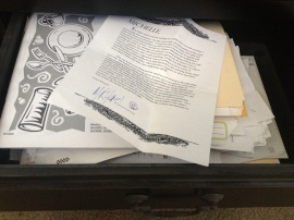 When Junk Drawers Attack