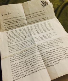 Timeless Love Letter